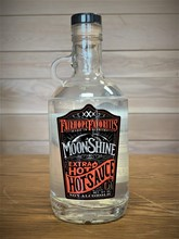 Extra Hot Moonshine Hot Sauce Jug 22814