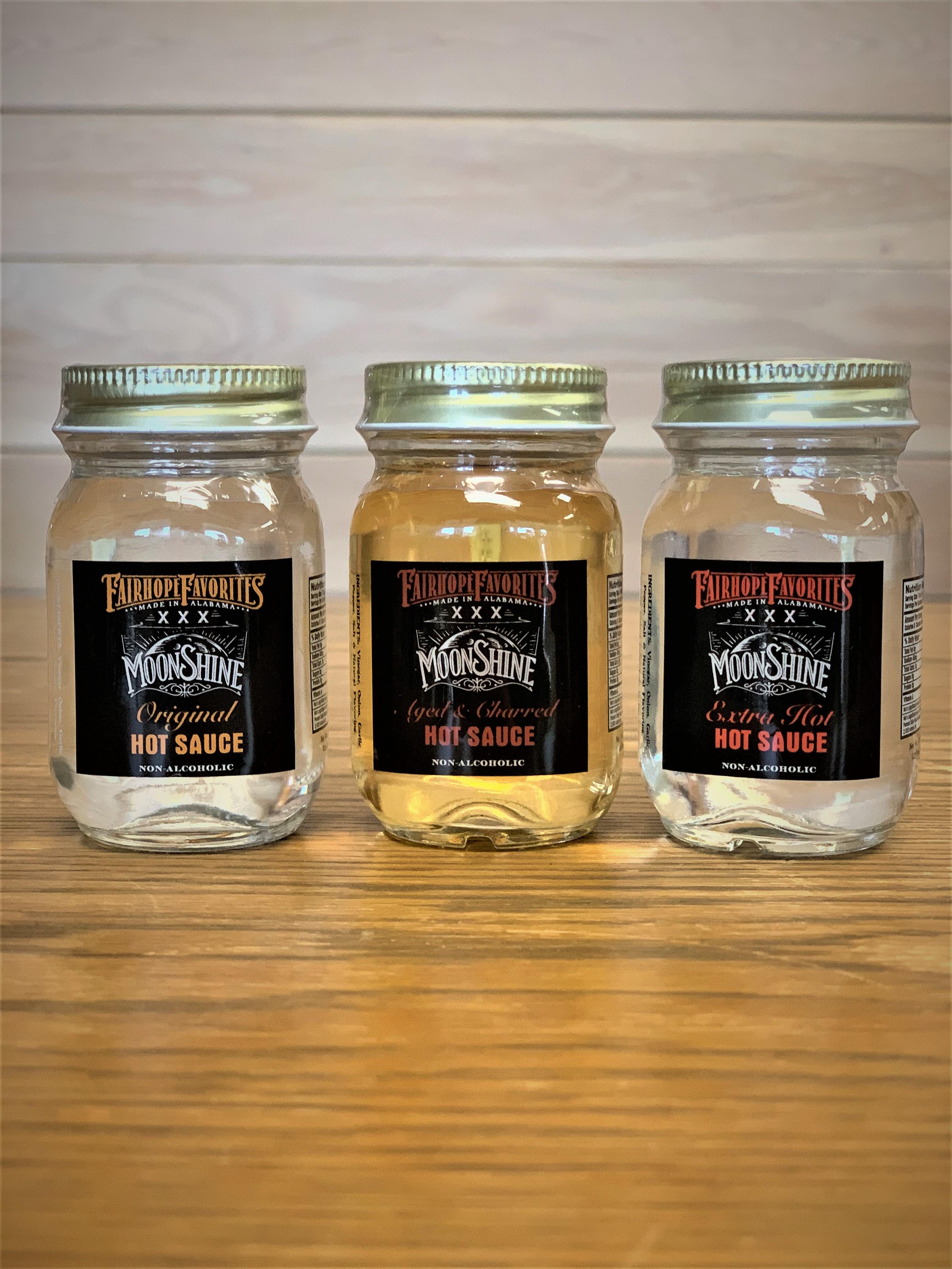 Moonshine Mini Jar - 2oz (12 Count) 11124
