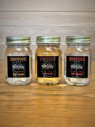 Moonshine Mini Jar - 2oz (12 Count) 11124