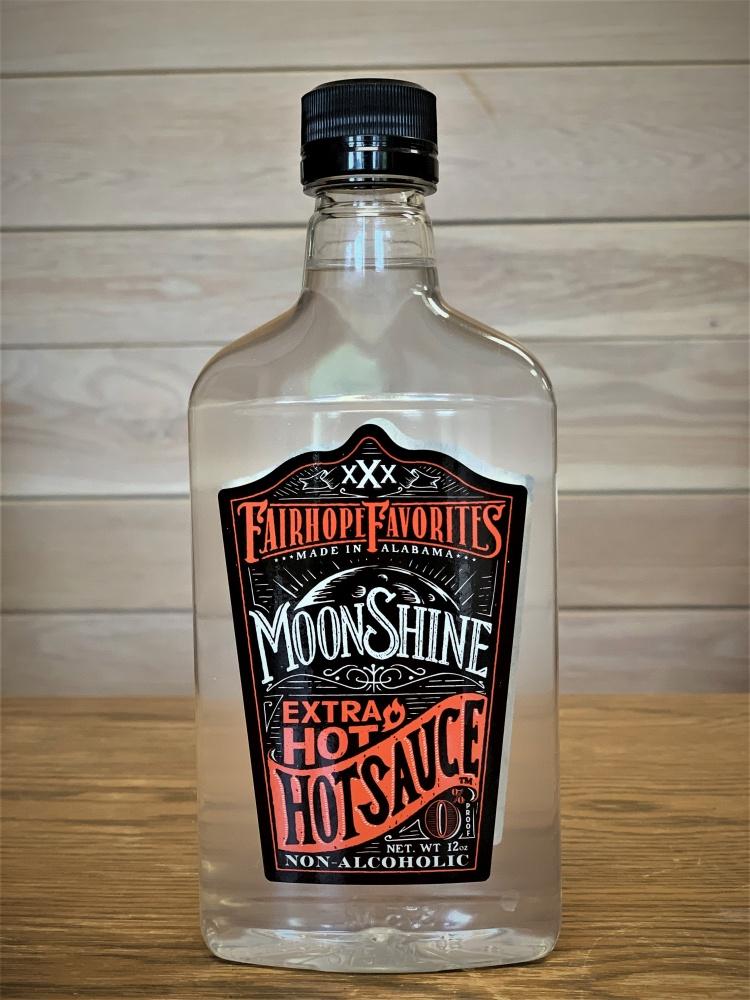 Extra Hot Moonshine Hot Sauce Pint 12280