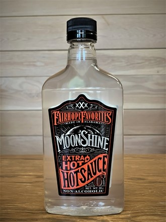 Extra Hot Moonshine Hot Sauce Pint 12280