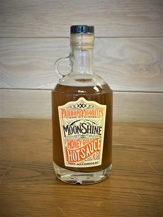 Honey Gold Moonshine Hot Sauce 12920