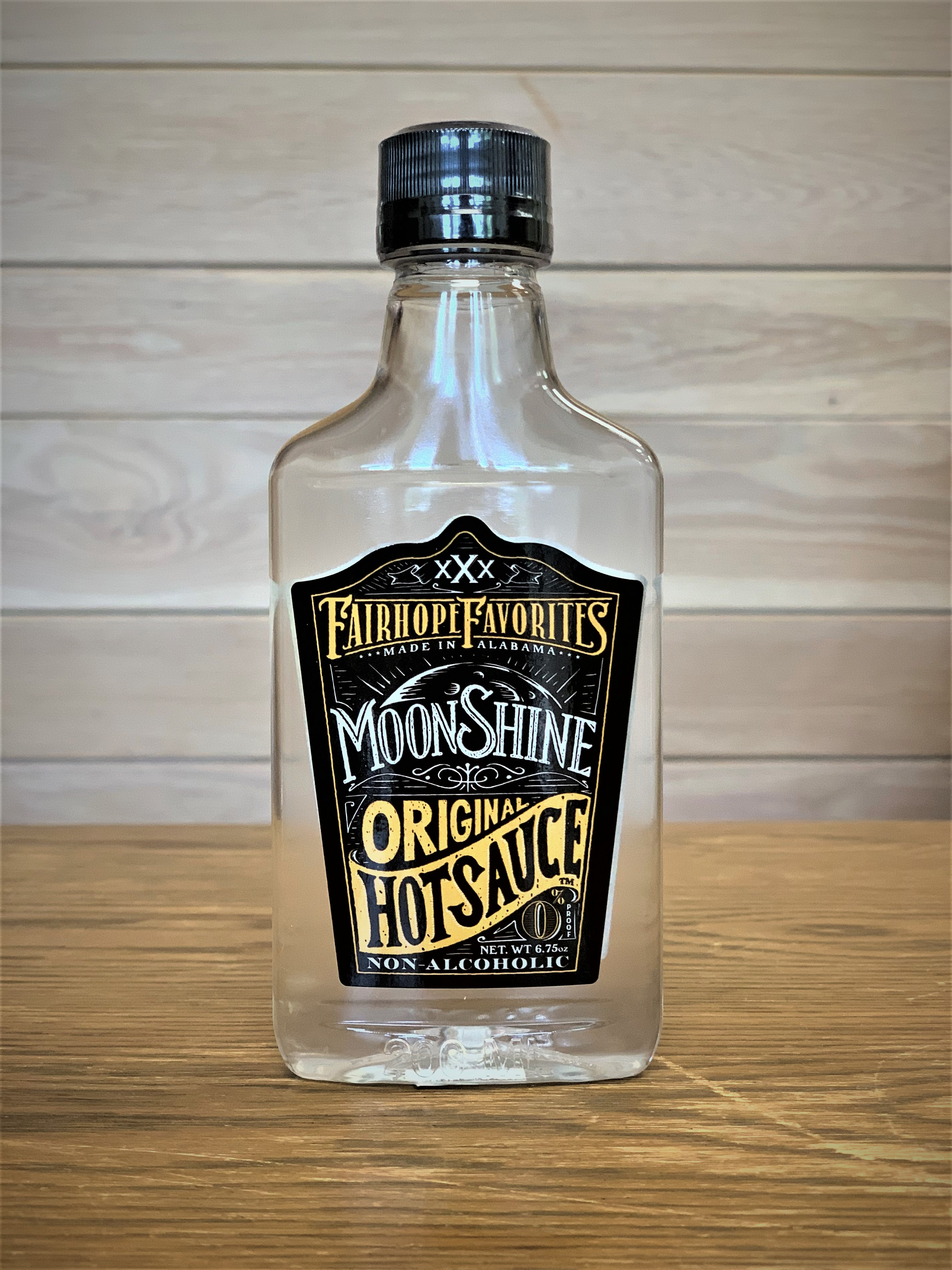 Moonshine Hot Sauce- 7oz (24 Count) 11117