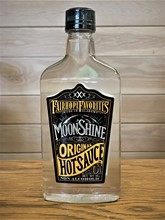 Moonshine Hot Sauce Pint- 12 oz (24 count) 11114