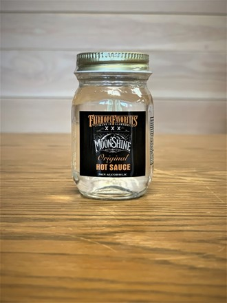 Original Moonshine Hot Sauce Mini Jar 60717
